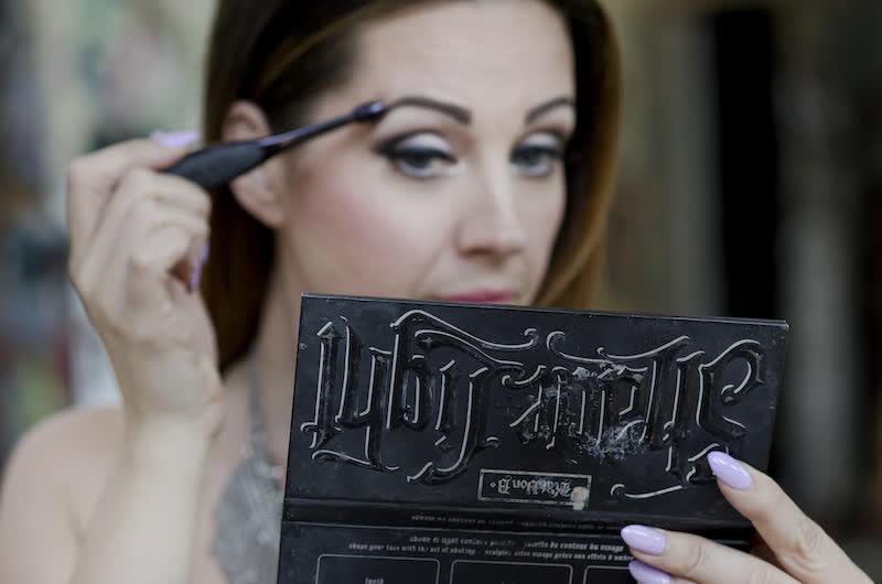 Photoshoot:  Kelly Babcock (Make-up Artist)
