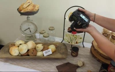 Behind the Scenes – The Toasted Walnut Photoshoot