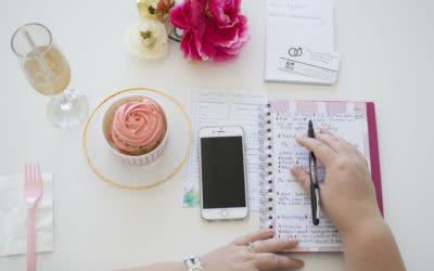 Champagne and Cake: Social Media Workshop