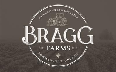 Bragg Family Farm Rebrand