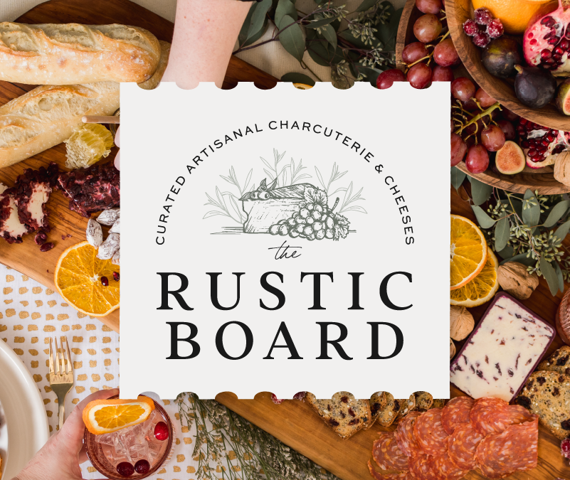 The Rustic Board – Charcuterie Brand