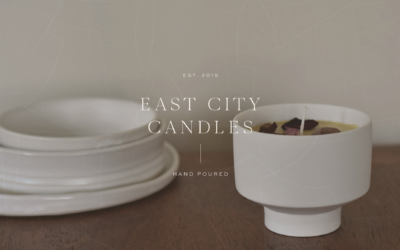East City Candles – Branding