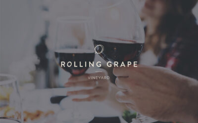 Rolling Grape – Vineyard Branding