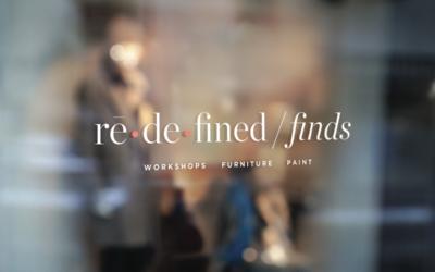 Redefined Finds – Branding