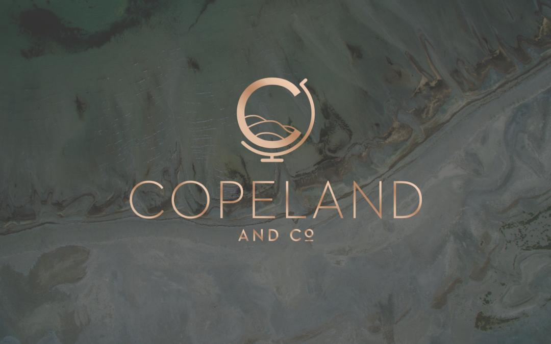 Team Copeland – Branding