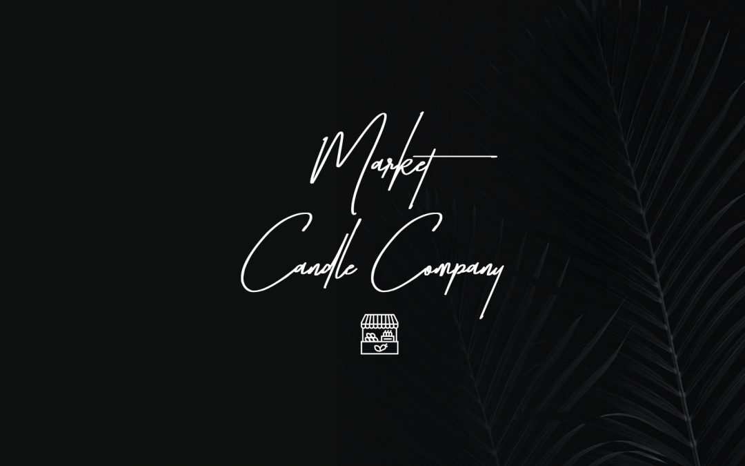 Market Candle Co. – Branding & Photoshoot