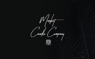 Market Candle Co. – Branding & Photoshoot