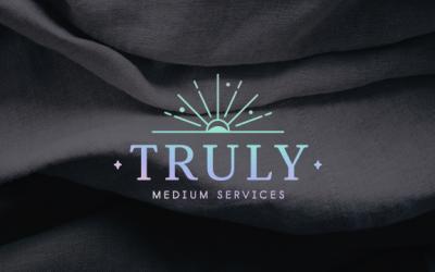 Truly Medium – Branding