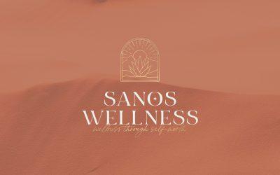 Sanos Wellness – Branding
