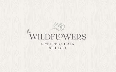 The Wildflowers Artistic Hair Studio – Branding