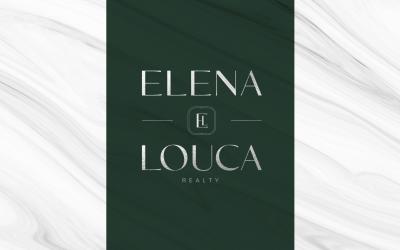 Elena Louca Real Estate Agent – Branding