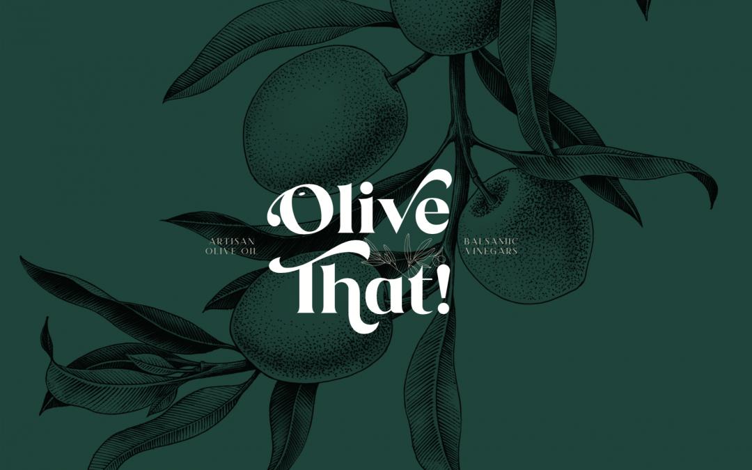 Olive That – Branding