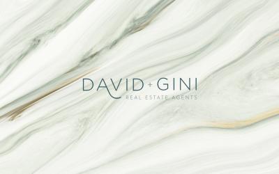 David & Gini Real Estate Team – Branding