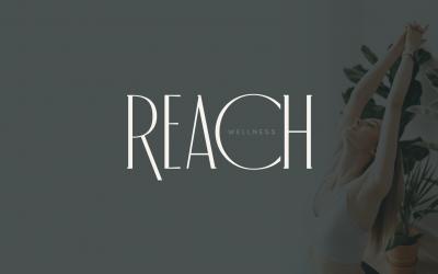 Reach Wellness – Branding