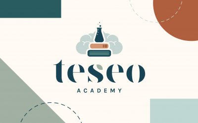 Teseo Academy – Branding