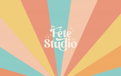 Fete Studios – Branding